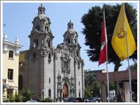 Tu casa en Lima Iglesia Parroquial Miraflores